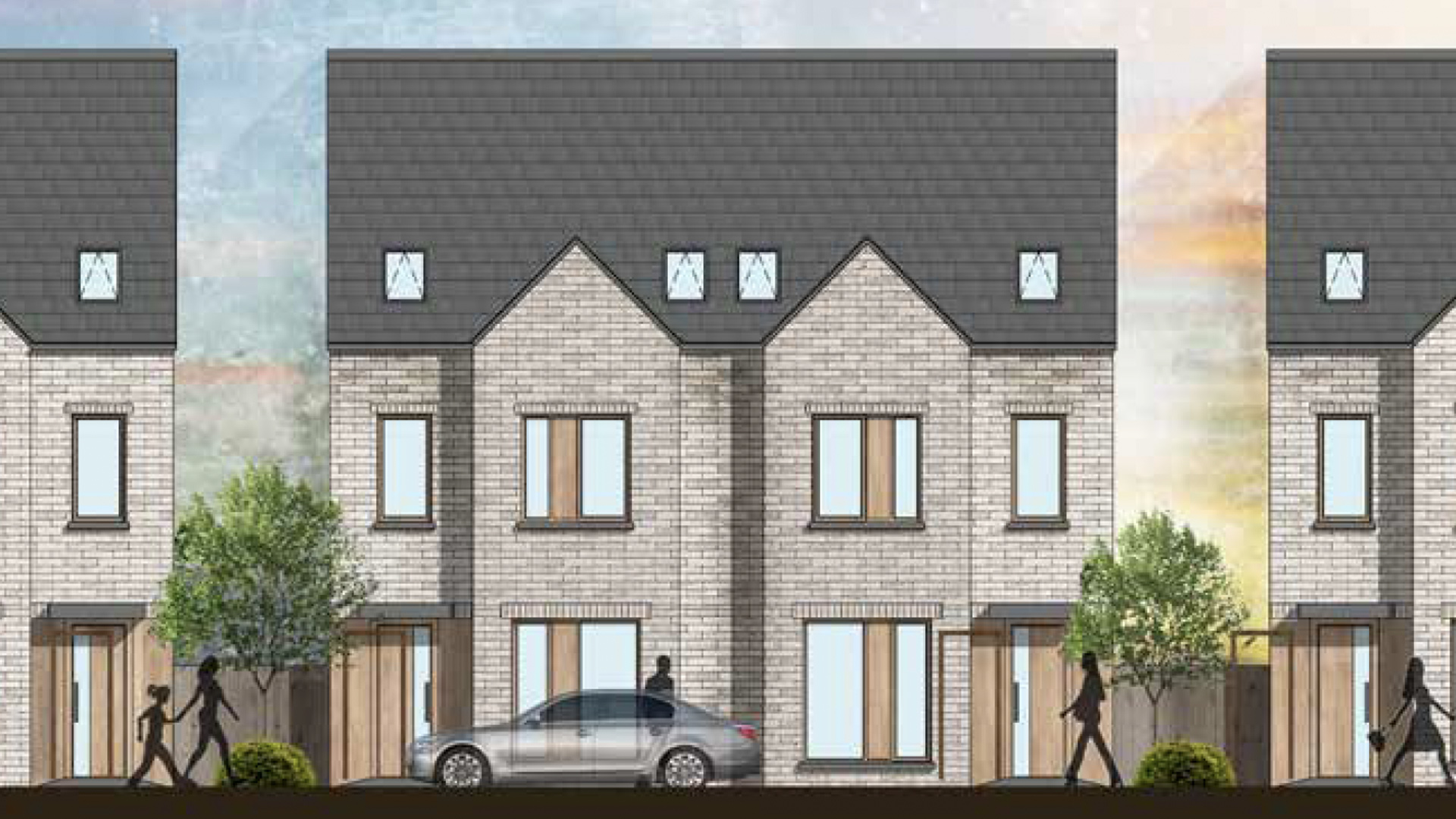 House type A2 - 3 bedroom semi-detached